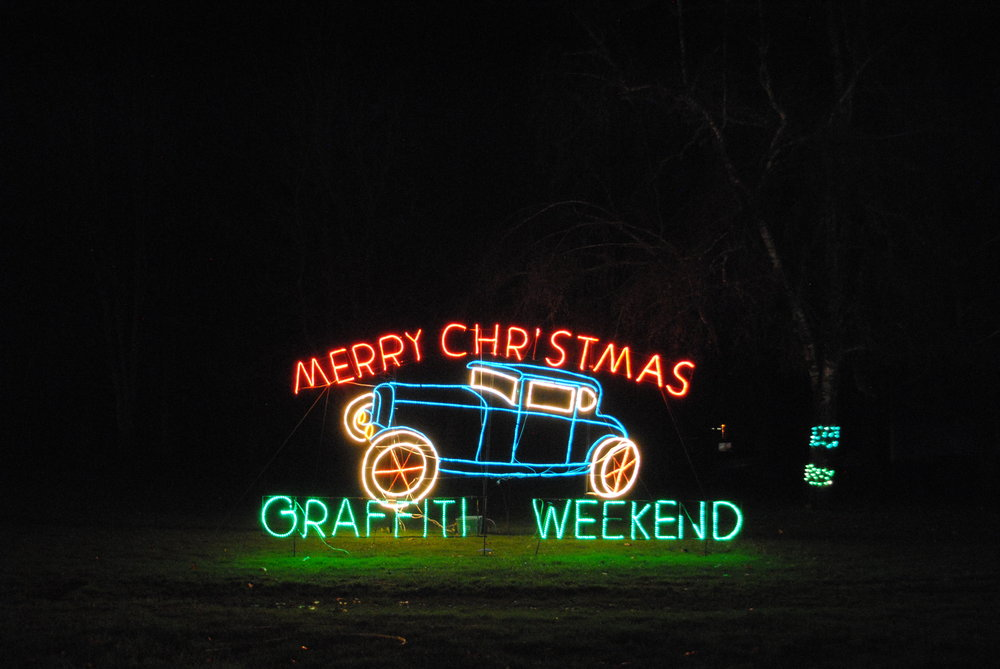 Umpqua Valley Festival of Lights - Roseburg - What to do in Southern Oregon