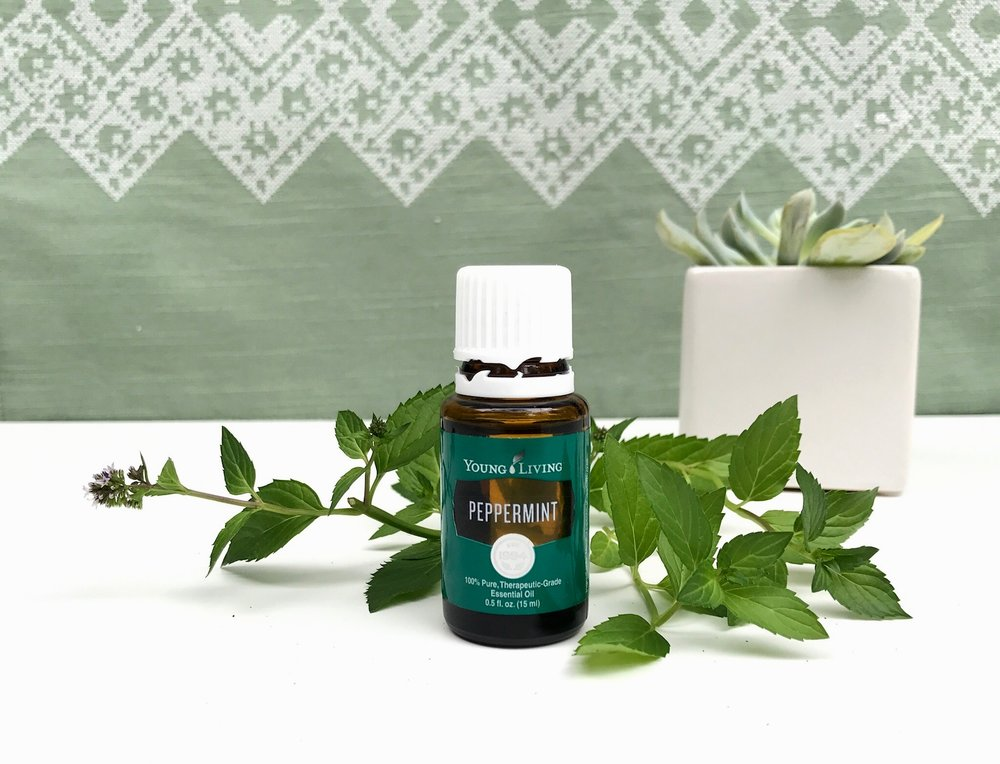 Peppermint Essential Oil — Essentially Lemmon-Made