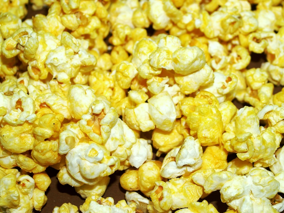 What could be more natural than popcorn with a movie? In all its Yellow #5 and Yellow #6 glory??