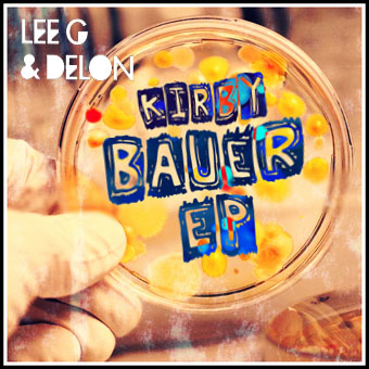 Lee G & Delon's first release after Lee became a Christian was a series of songs they made before their second summer of canvassing which they entitled the Kirby Bauer EP.