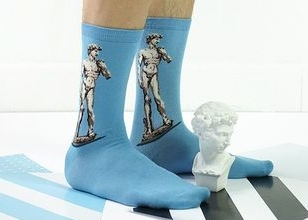 Masterpiece Socks