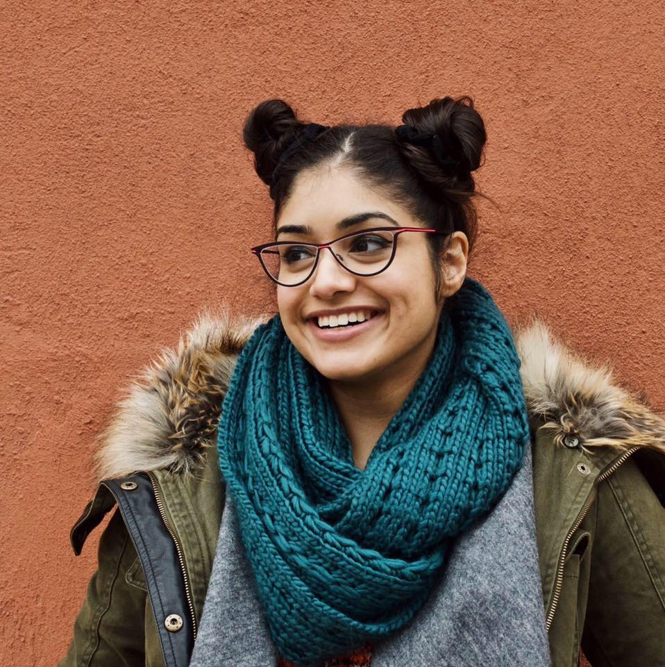 Jasleena Grewal  is a freelance writer and poet. Her work has appeared in  YES! Magazine  and  The Seattle Globalist . She is a graduate student studying psychiatry.