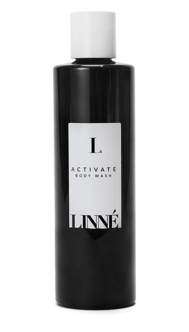 linne activate body wash - $48