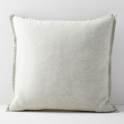 Belgian Flax Linen Pillow Cover