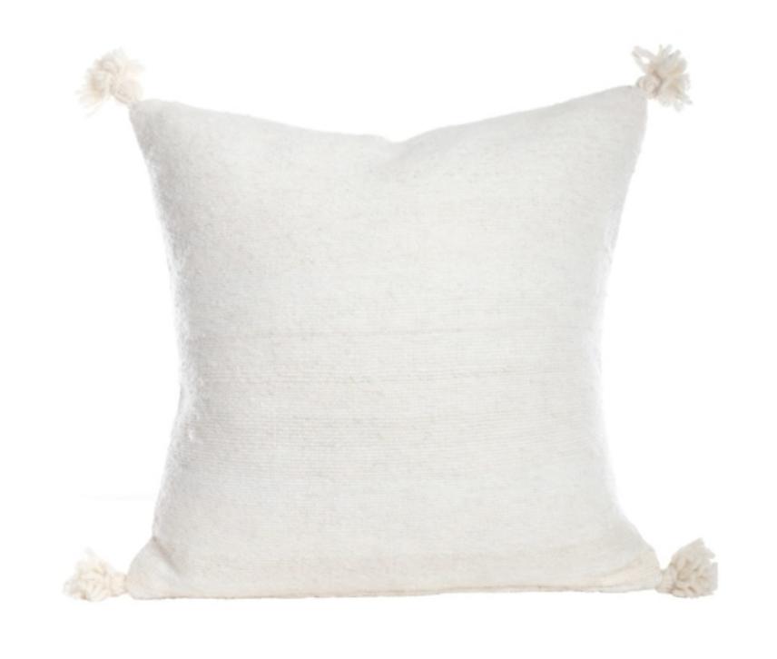 Ivory Sami Pillow
