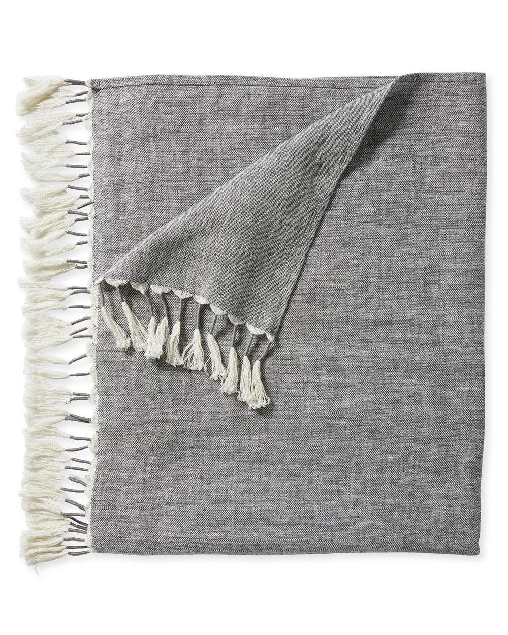 Topanga Linen Throw