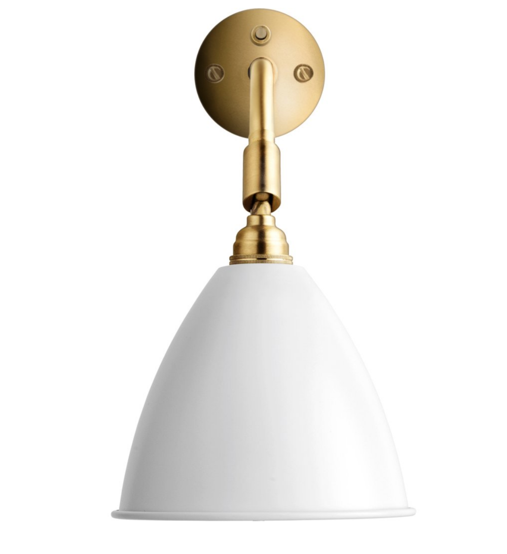 BL7 Brass Wall Sconce