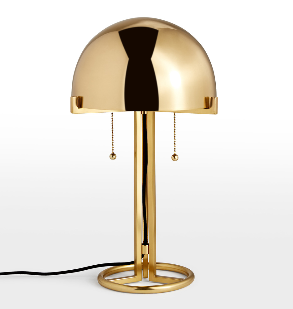 Altadeca Metal Lamp