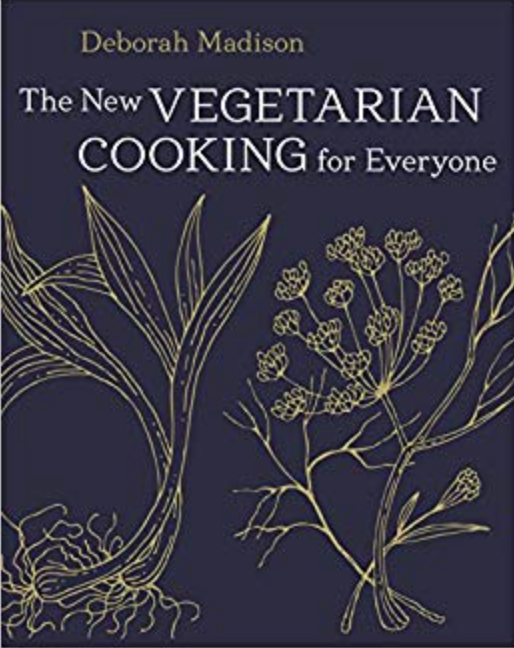 The New Vegetarian Cookbook for Everyone