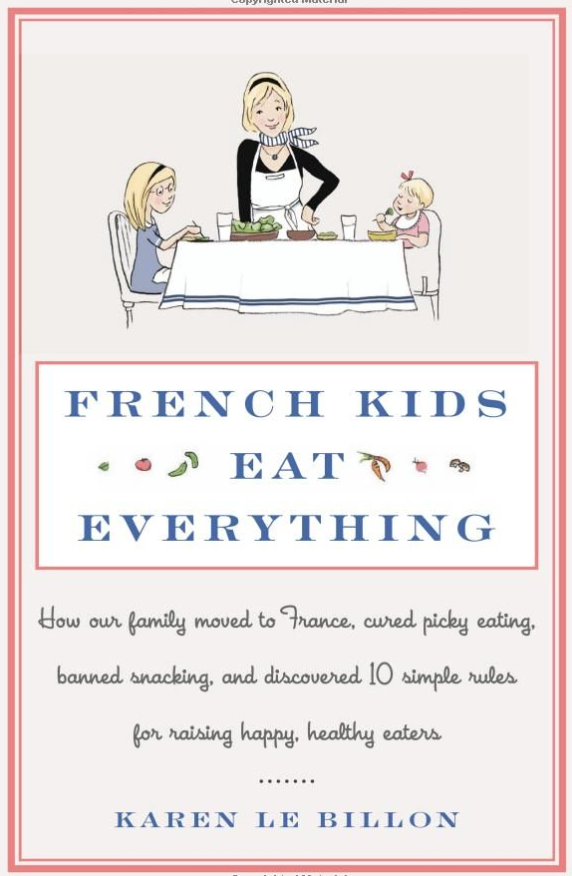 Copy of French Kids Eat Everything