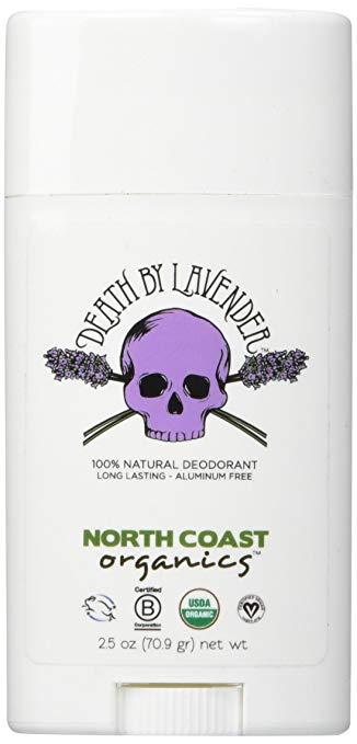 Organics Lavender Deodorant