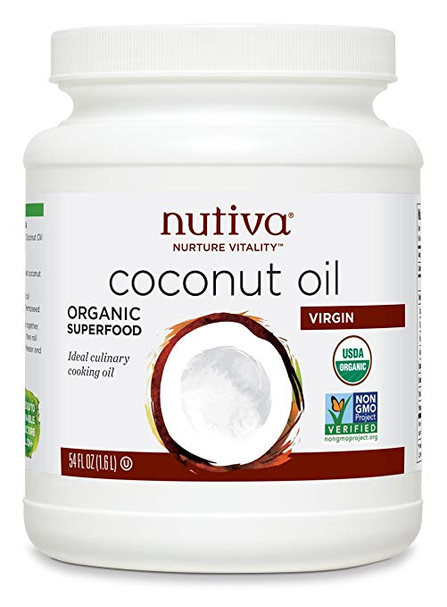 Organic Cold-Pressed Virgin Coconut Oil