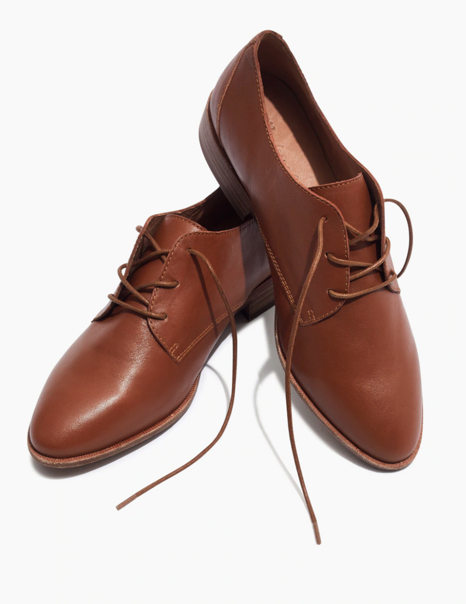 The Frances Oxford English Suede