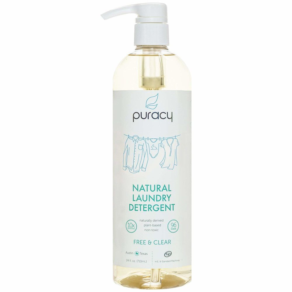 Natural Liquid Detergent