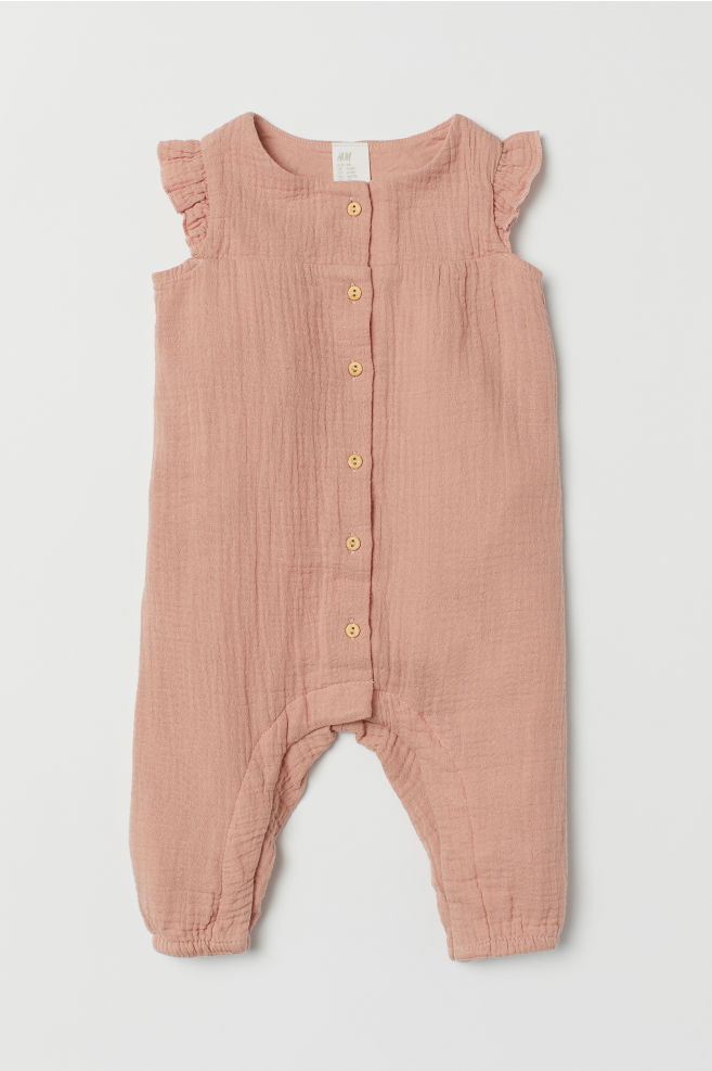 Cotton Overall