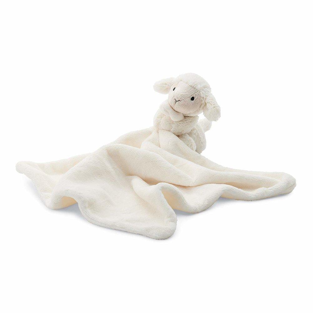 Bashful Lamb Blanket Soother