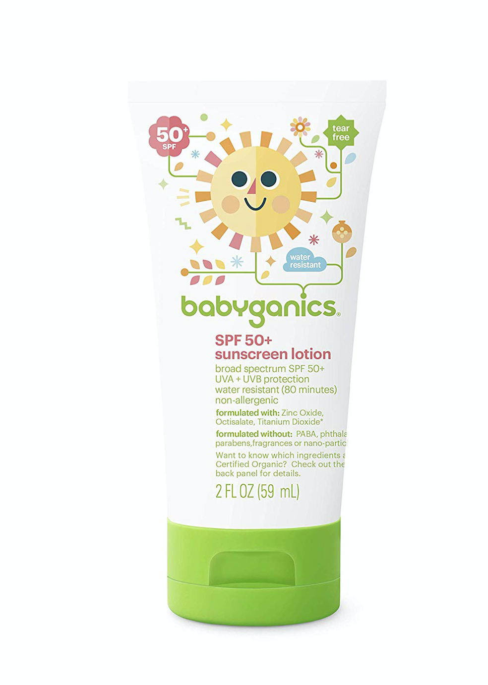 Baby Sunscreen Lotion SPF 50