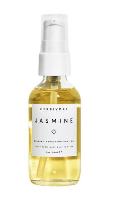 All Natural Jasmine Body Oil