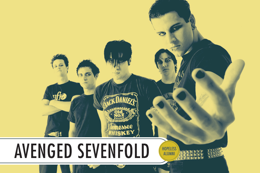 ALUMNI: Avenged Sevenfold