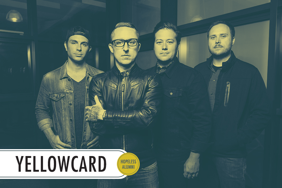 ALUMNI: Yellowcard