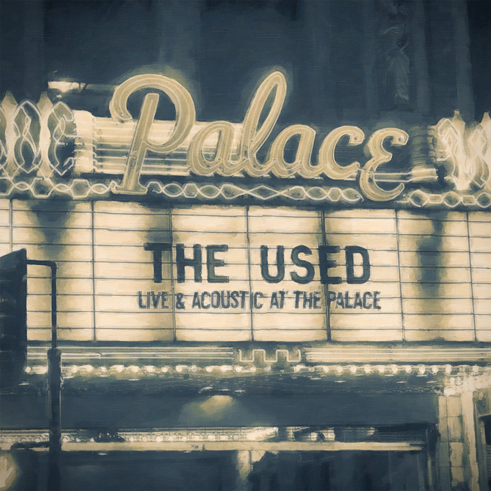 The Used - Live And Acoustic At The Pallace
