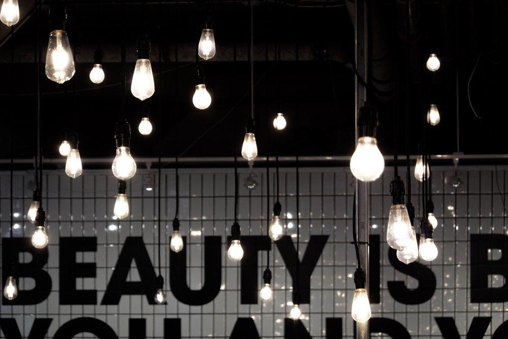 beauty i