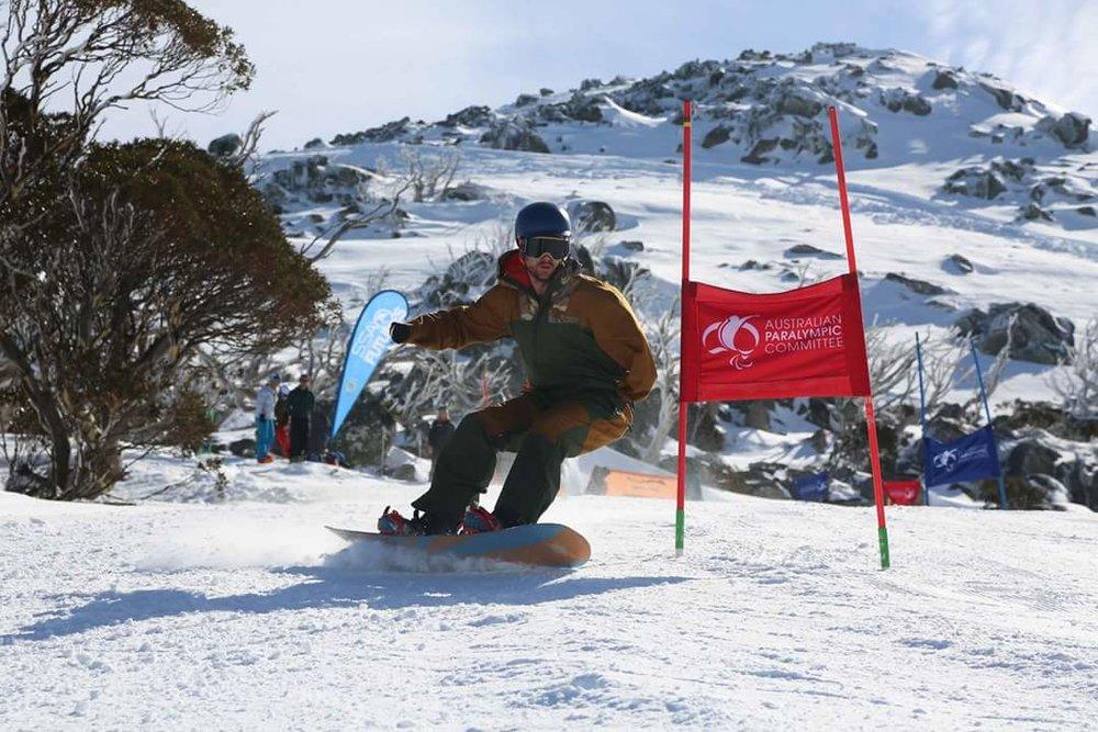 Sean Pollard Snowboarding