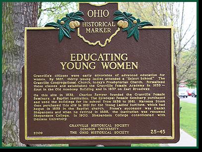 Educating Young Women