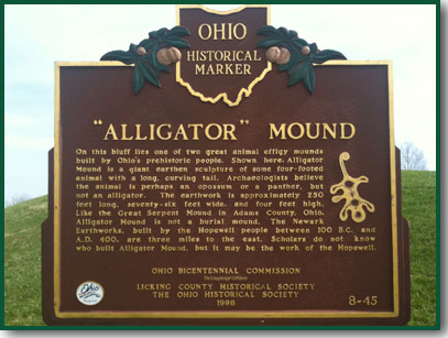 Alligator Mound