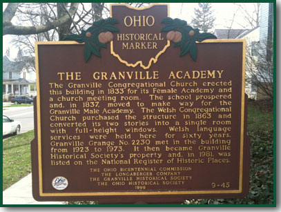 The Granville Academy