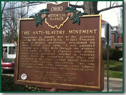 Anti-Slavery Movement