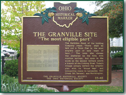The Granville Site