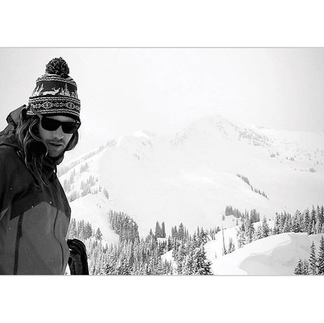 Presidents' Day was amazing. Deep snow, cool temps and good friends. Sign me up for more. . . . #backcountry #skiing #colorado #mountains #photography #blackandwhite #exploremore