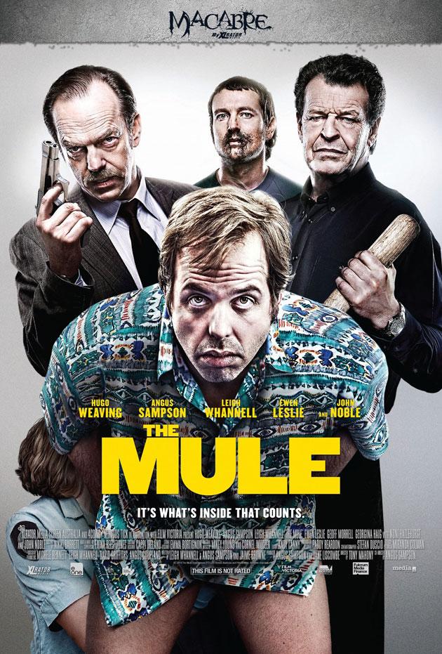 The Mule (Production Sound Mixer)
