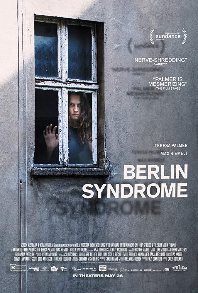 Berlin Syndrome (Production Sound Mixer - Melbourne Unit)