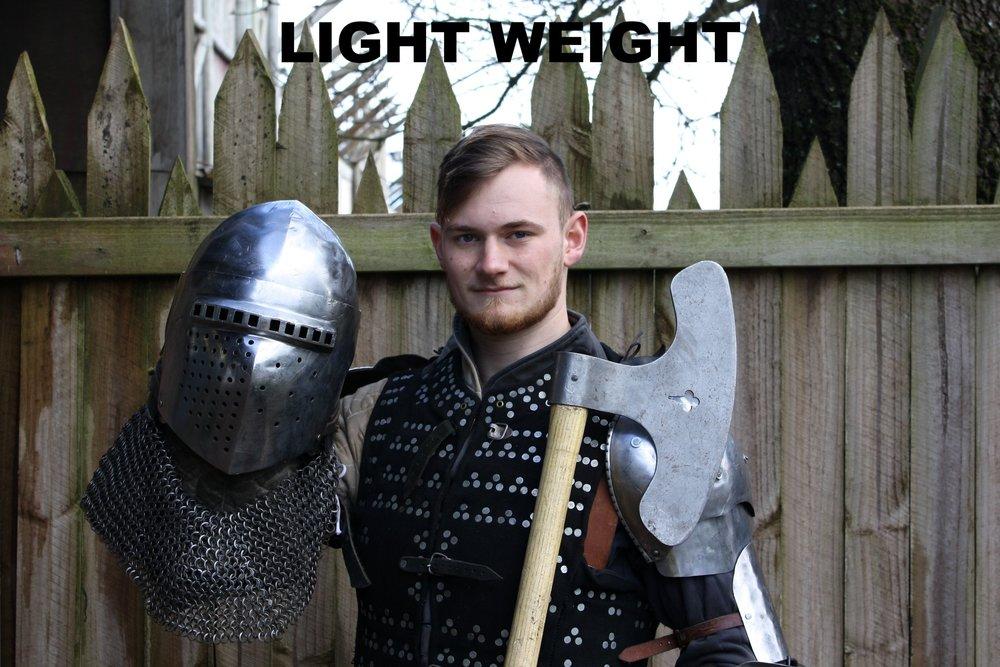 Rob Hayes Light Weight Champion