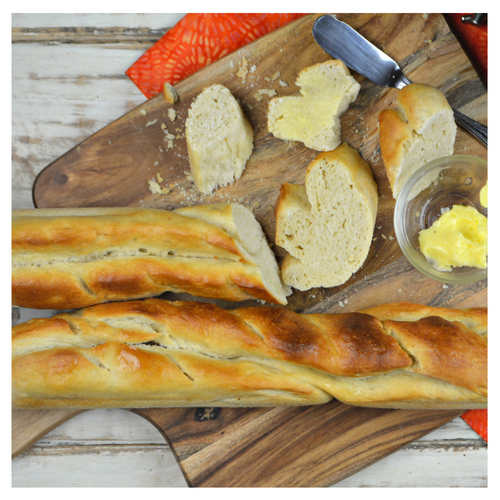 Baguette Bread — Recipes — Pineapple & Chilli Food Blog | Recipes
