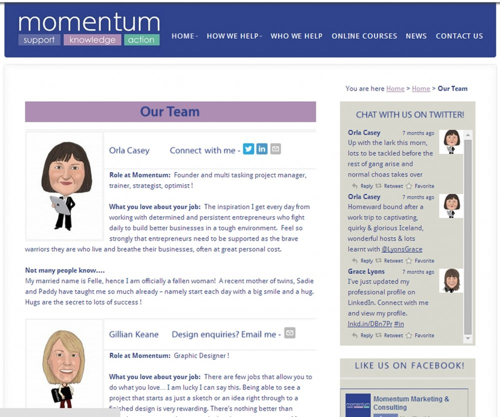 designing-a-meet-the-team-page-squarespace-designer-clickpeach