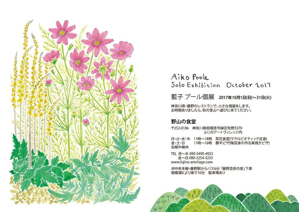 - OctoberNoyama-no-shokudo(Fujino,Japan)10月野山の食堂(相模原市・藤野)