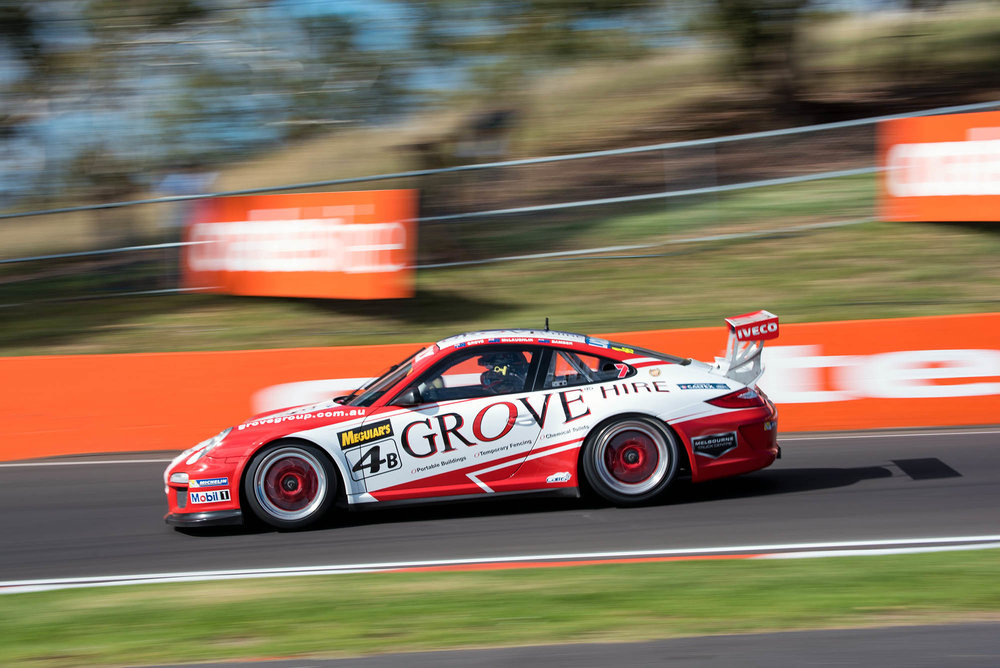 Grove Racing returns to Mount Panorama to defend their 2016 Bathurst 12 Hr class win
