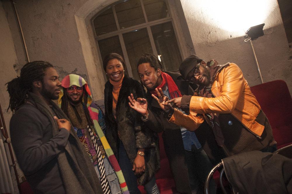 The FOKN Bois, Zenesha Riley, DJ Mo Laudi, Yemi