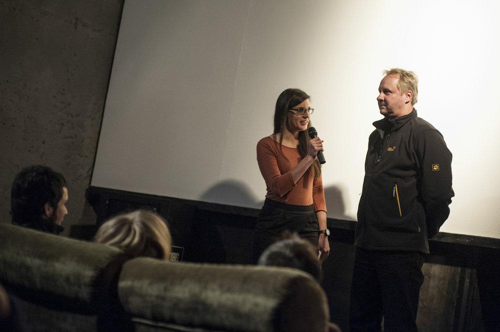 Theresa Beyer, Björn Reinhardt