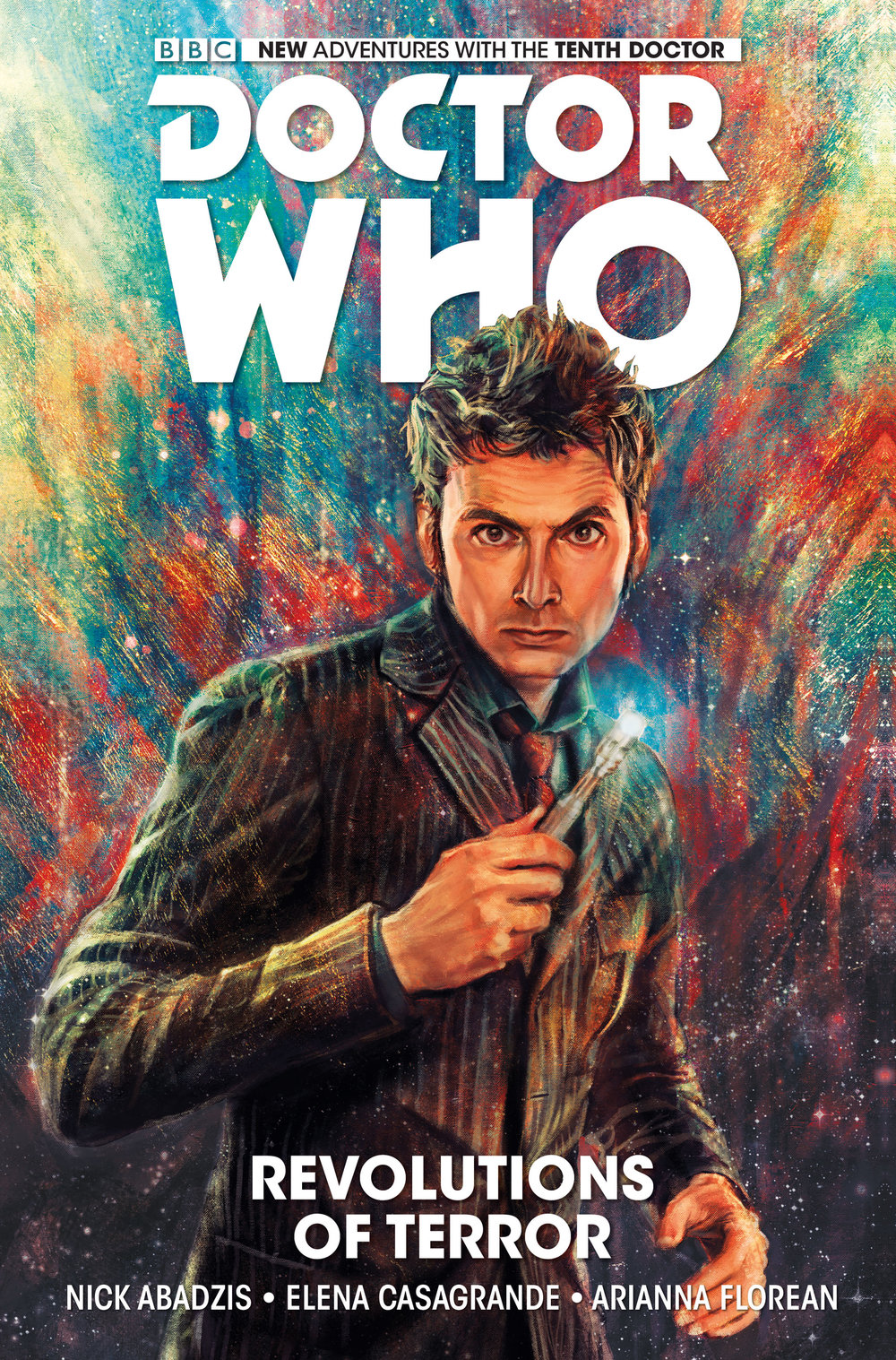 Doctor Who Volume 1 - Revolutions of Terror