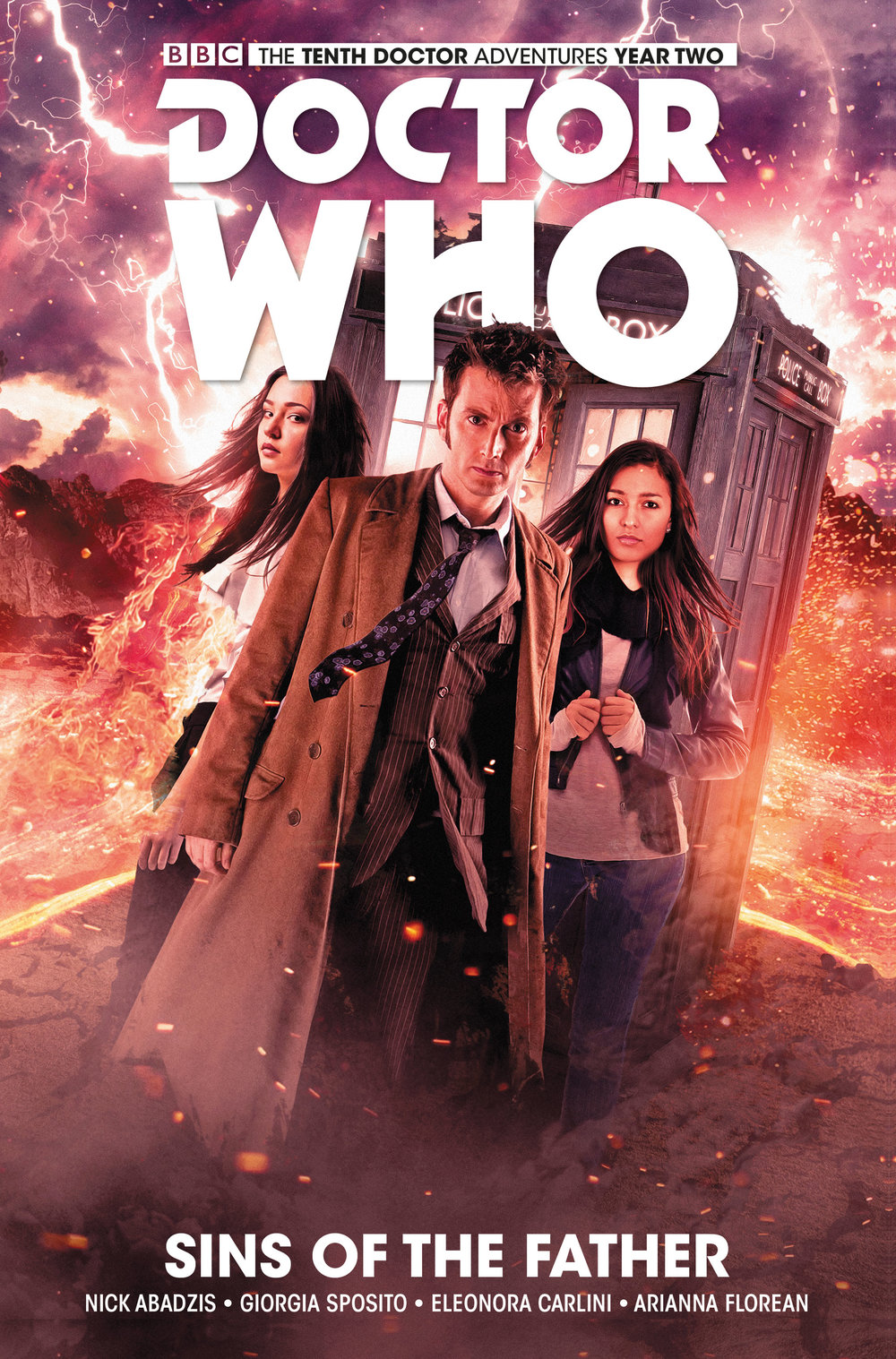 Doctor Who Volume 6 -  Sins of the Father