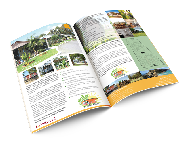 Download a Mt Barker Park Homes brochure