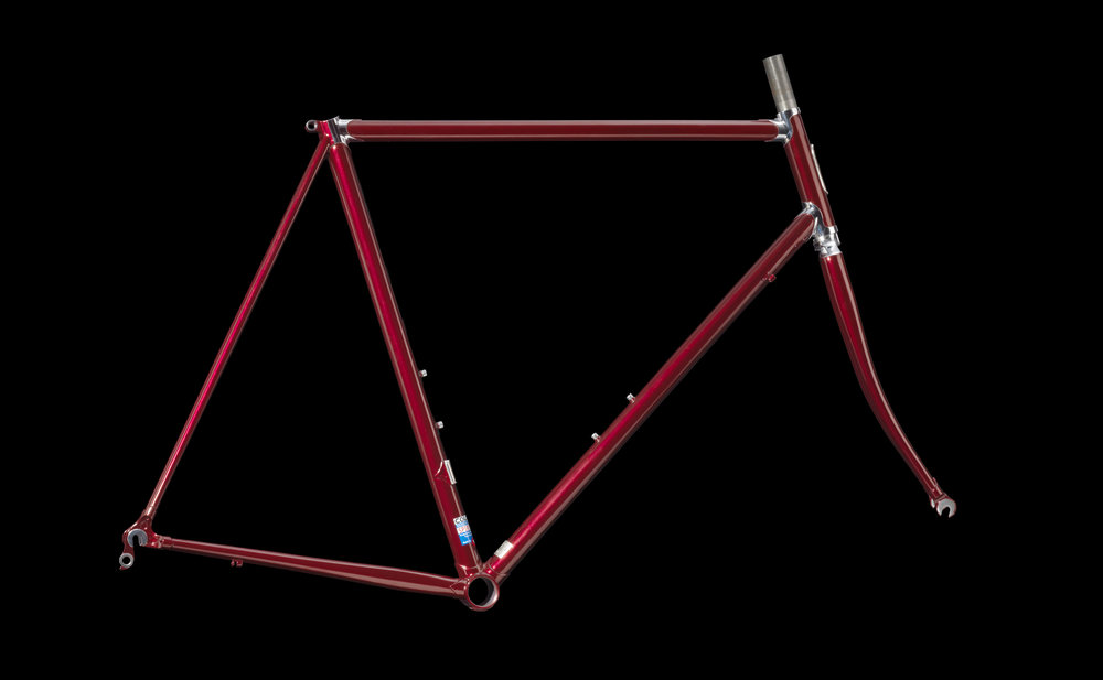 Sonnet artisan classic lugged steel road bicycle