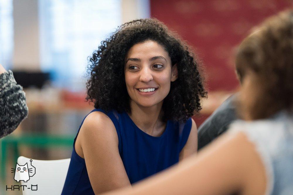 Women In Tech CPT: Mentorship & Lean In Session