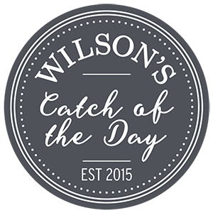 Wilson's Catch of the Day
