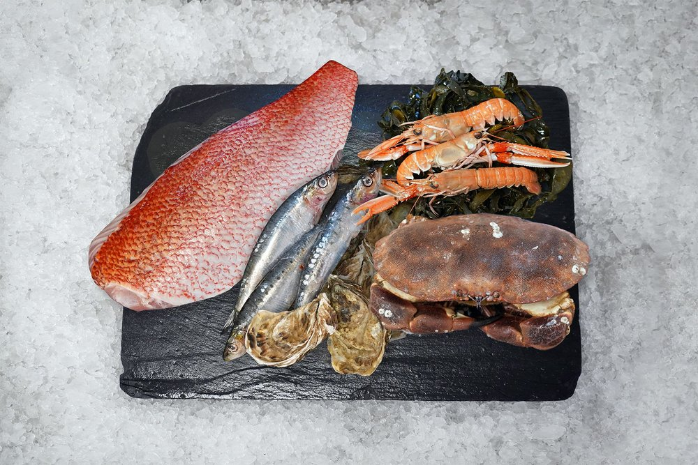 We care about what we sell - FISH, VEG, GAME & POULTRY