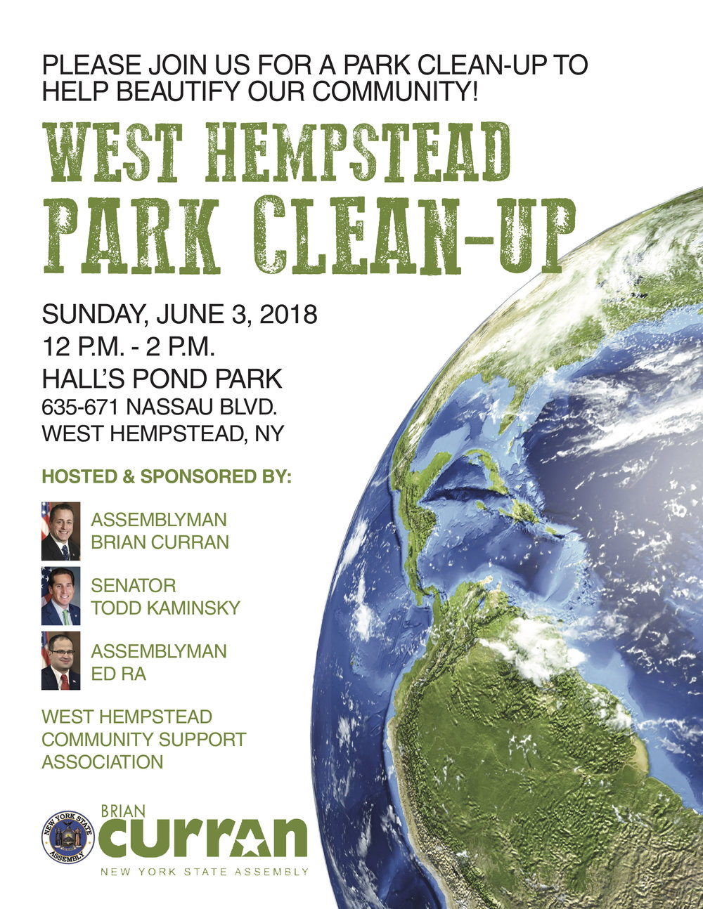 Curran West Hempstead Park Clean-up Flier.jpg